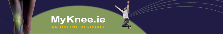 MyKnee.ie Online Arthritis Resource